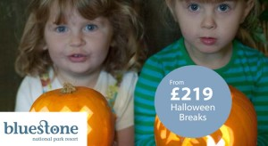 bluestone wales halloween breaks