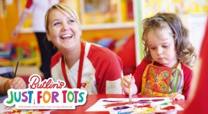 butlins just for tots offercode
