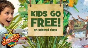 chessington resort kids go free