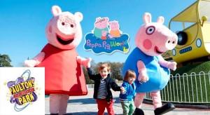 peppa pig world at paulton park holiday deal