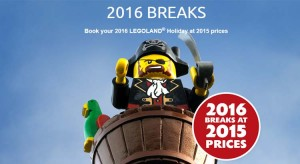 legoland 2016 breaks