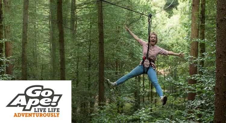Go Ape offers courses, safety briefing and training for zip line adventures. The company brings you an outdoor experience like no other, while you get your money's worth and an adventure of a lifetime. The activities are great for kids, families, birthday parties, and team building.