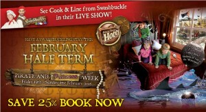 alton towers febraury half term