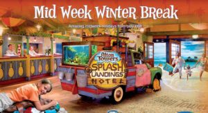 alton towers midweek breaks