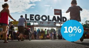 legoland exclusive offer