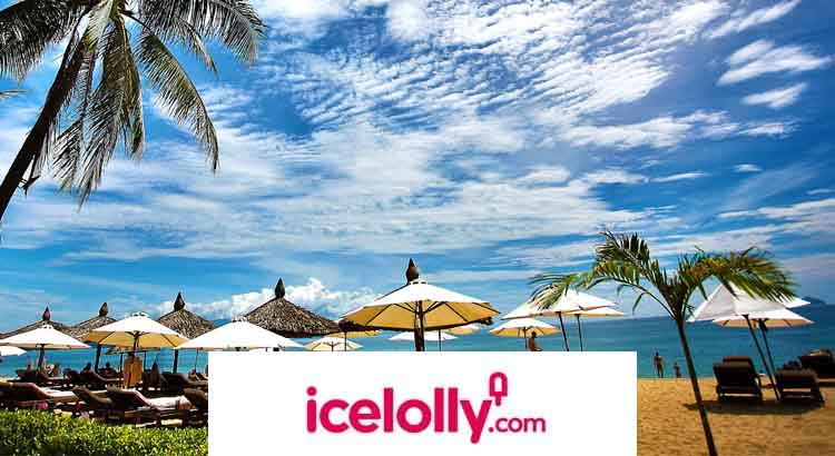 Ice lolly holidays from 99 uk family break for Cheap holiday cottages uk