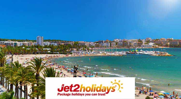 Jet2 late deals from glasgow
