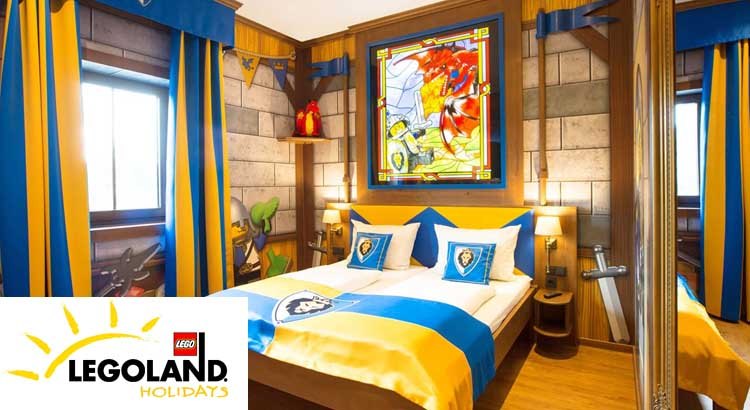 LEGOLAND Castle Hotel | LEGOLAND California Resort