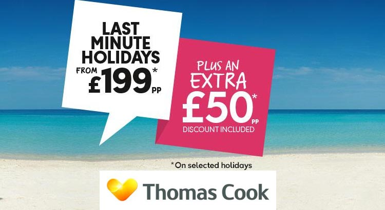 From city breaks and cruises to last minute deals and all inclusive holidays , Thomas Cook Holidays in has something to offer you. Our partnership with Thomas Cook Holidays means that it has never been so easy to book your dream escape and, if you're looking for any more information on your chosen hotel or Thomas Cook Holidays themselves, then check out our TripAdvisor reviews.